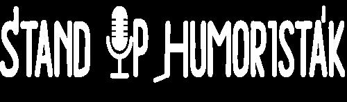 stand up humoristák logó