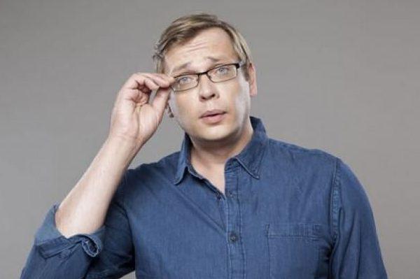 Új humoristánk: Kőhalmi Zoltán